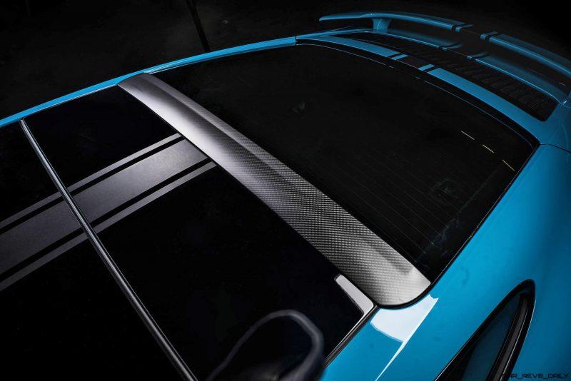 2017 Porsche 911 Carrera S by TechArt 9
