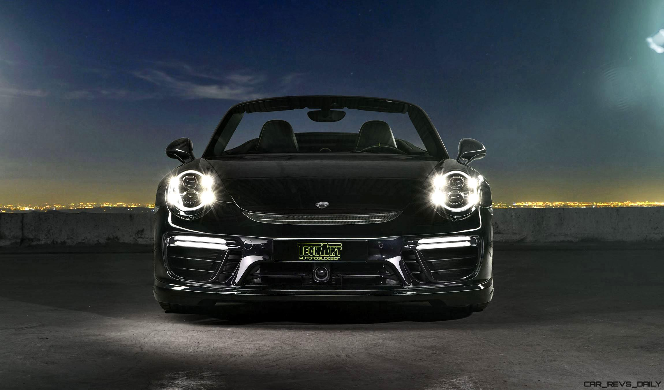 TechArt Debuts 2017 911 and 911 Turbo - PnP Powerkits and Uniquely on first porsche 911, black porsche 911, orange porsche 911, gold porsche 911, green porsche 911, future porsche 911,