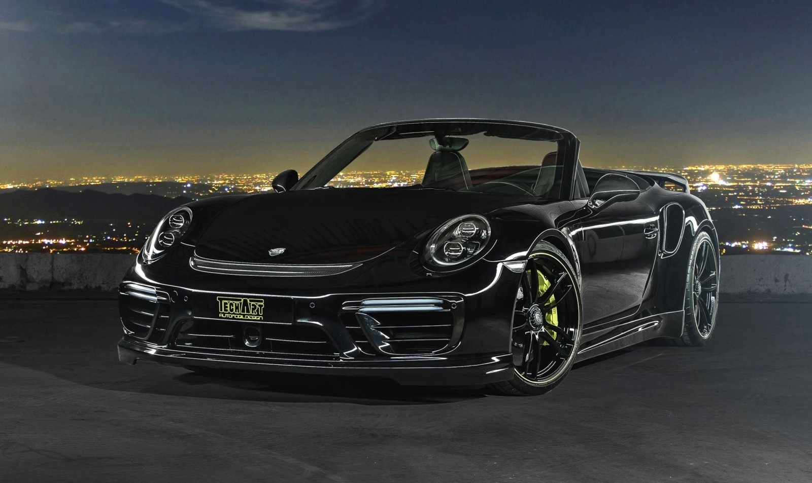 techart debuts 2017 911 and 911 turbo pnp powerkits and. Black Bedroom Furniture Sets. Home Design Ideas