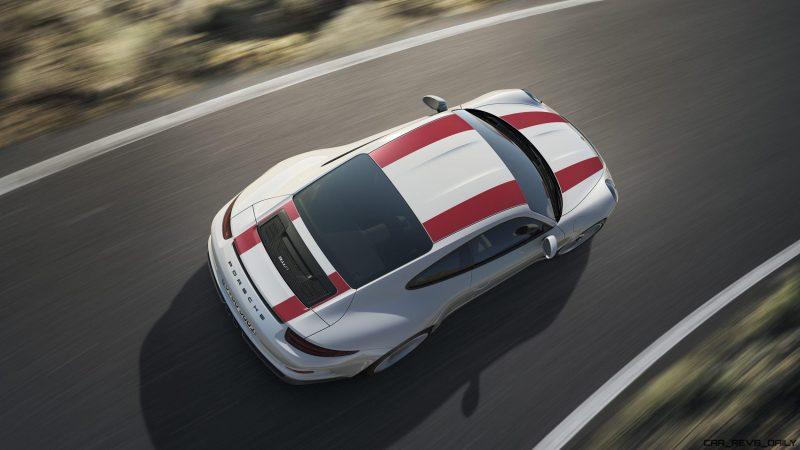 2017 Porsche 911R 6
