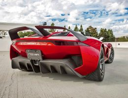 700HP, 2.5s 2017 REZVANI Beast X – Wild Carbon Wings, Monster Boost for Street-Legal Racecar