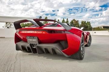 700HP, 2.5s 2017 REZVANI Beast X – Wild Carbon Wings, Monster Boost for Street-Legal Racecar