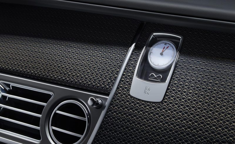 2017 Rolls-Royce GHOST Black Badge  1