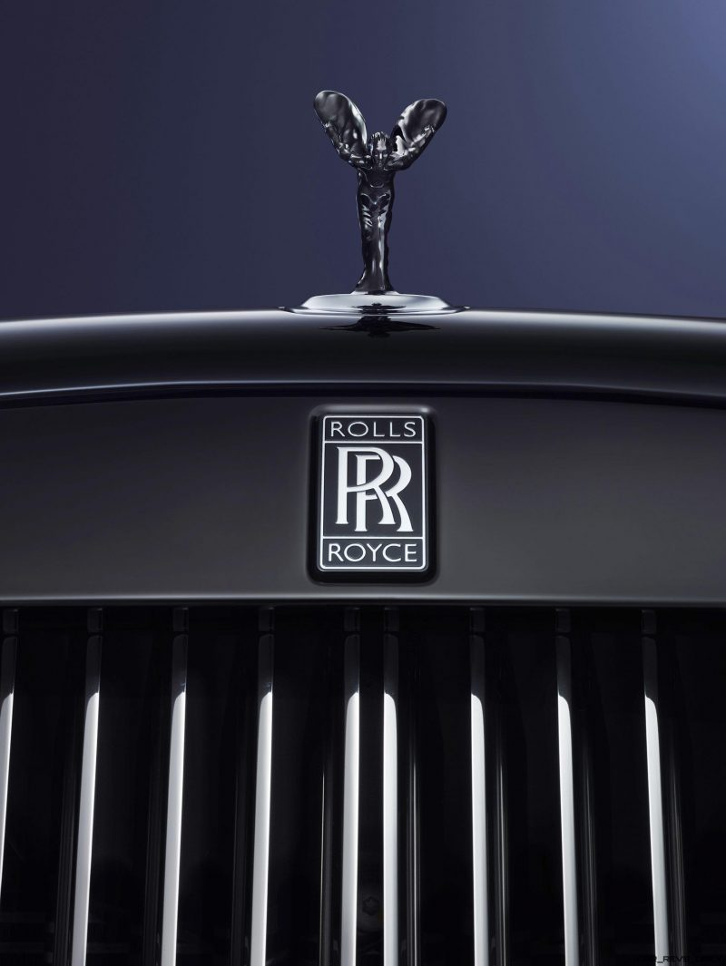 2017 Rolls-Royce GHOST Black Badge  10