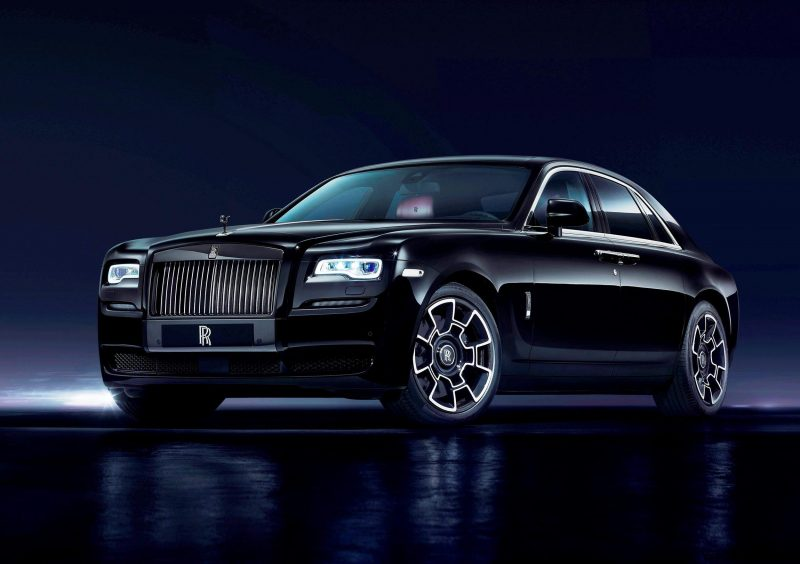 2017 Rolls-Royce GHOST Black Badge  11