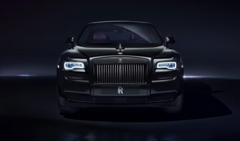 2017 Rolls-Royce GHOST Black Badge  3