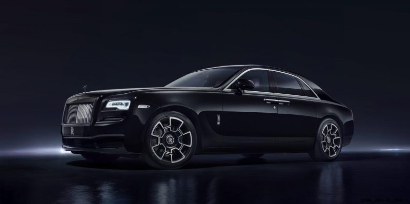2017 Rolls-Royce GHOST Black Badge  4