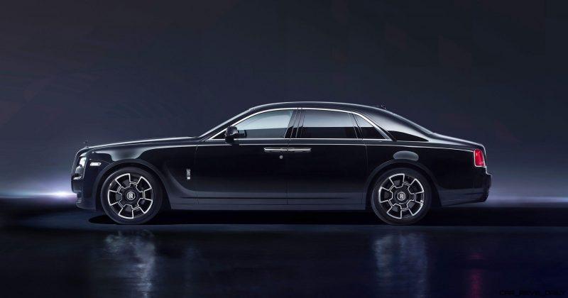 2017 Rolls-Royce GHOST Black Badge  8