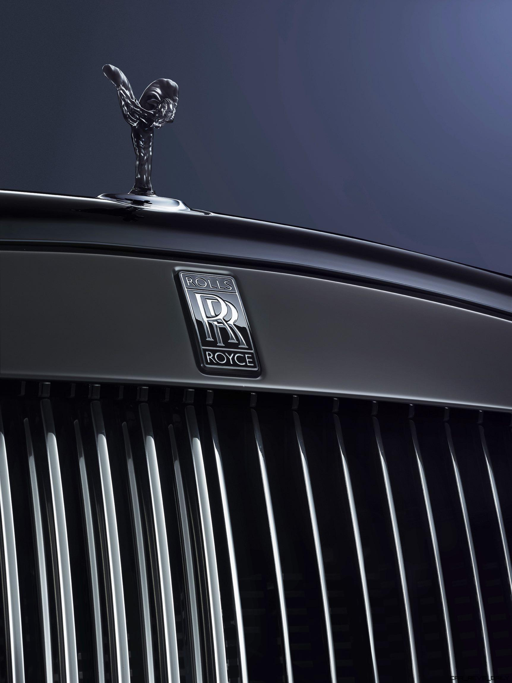 2017 Rolls Royce Ghost Black Badge 9