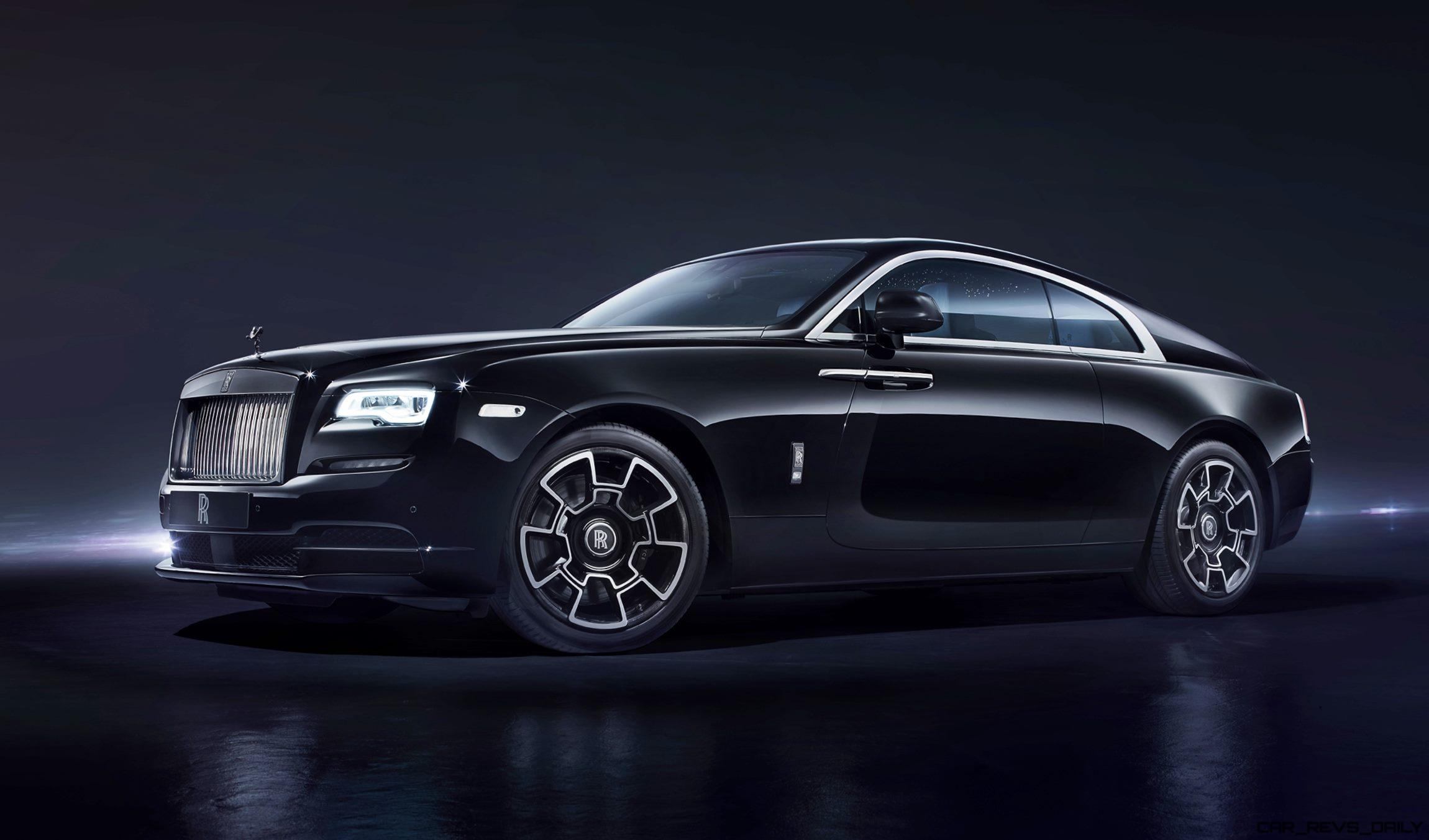 Rolls Royce Ghost Black Badge >> 2017 Rolls-Royce WRAITH Black Badge 3