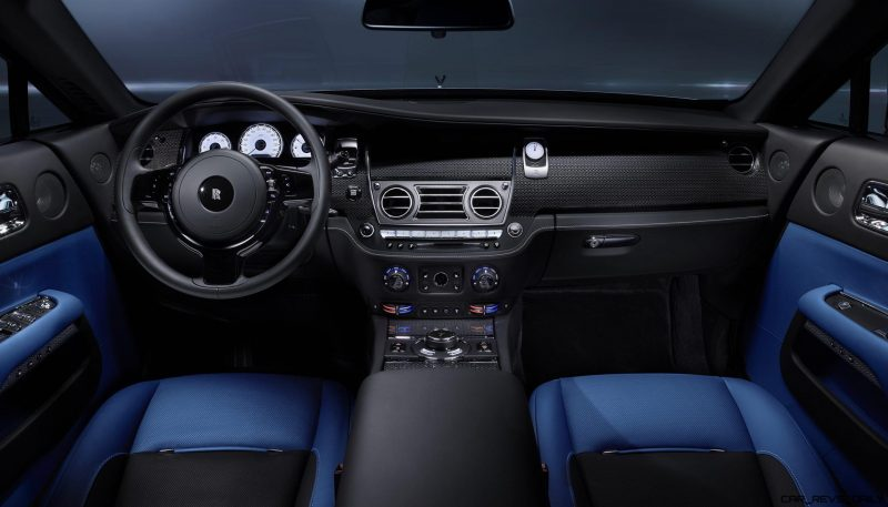 2017 Rolls-Royce WRAITH Black Badge  5