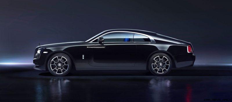 2017 Rolls-Royce WRAITH Black Badge  8