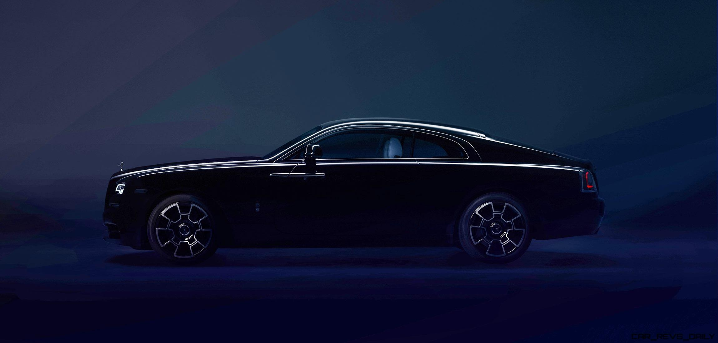 2017 rolls royce wraith black badge 9. Black Bedroom Furniture Sets. Home Design Ideas