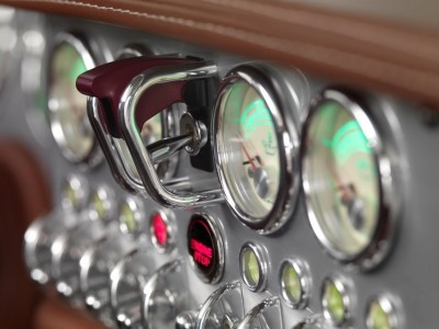 2017 SPYKER C8 Preliator  Interior 11