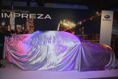 2017 Subaru Impreza SPORT 12