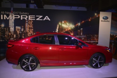 2017 Subaru Impreza SPORT 16
