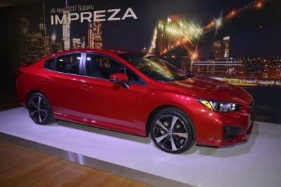 2017 Subaru Impreza SPORT 21