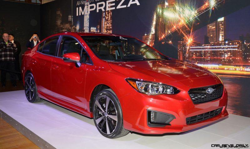 2017 Subaru Impreza SPORT 22