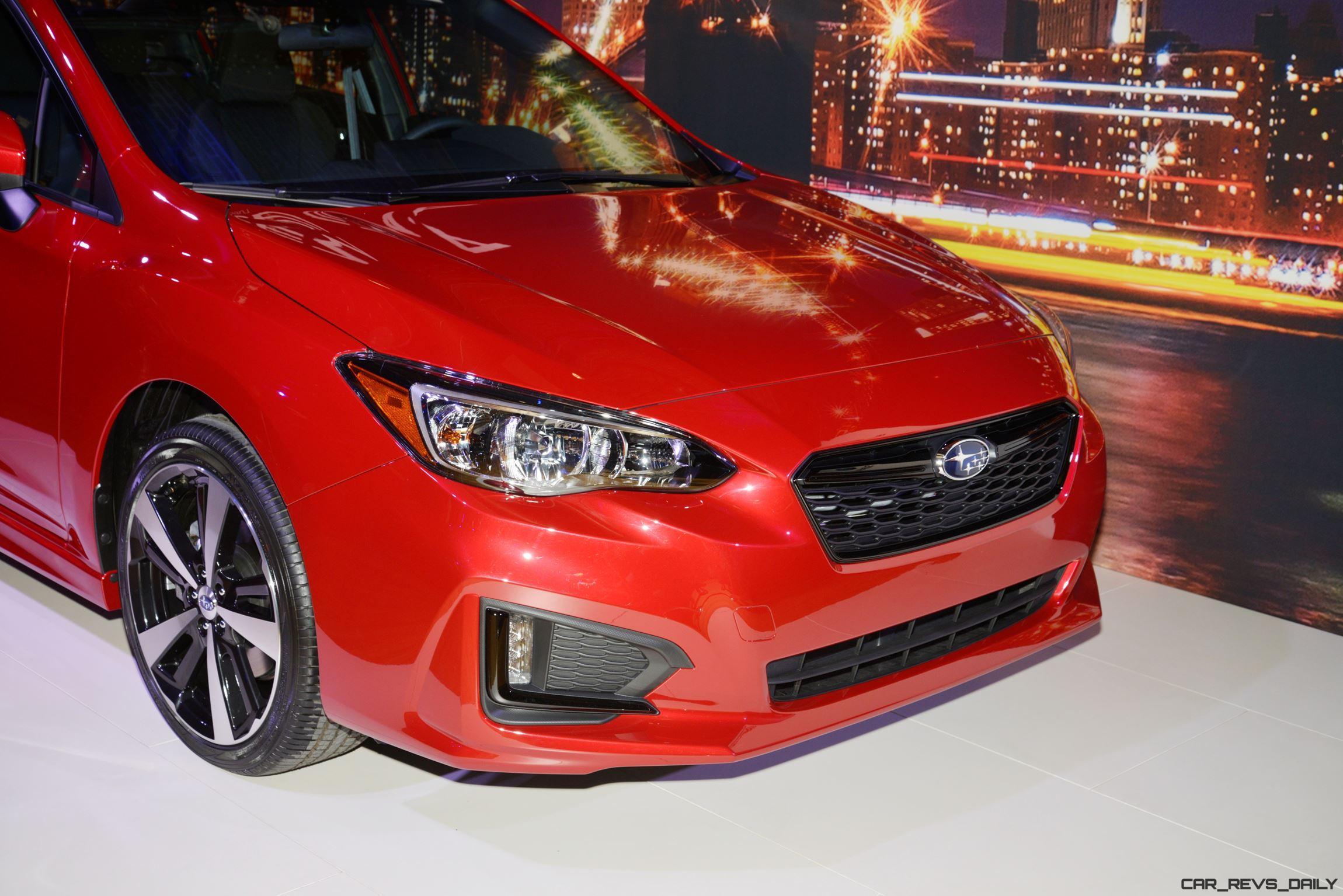 2017 Subaru Impreza SPORT 25