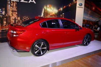 2017 Subaru Impreza SPORT 28
