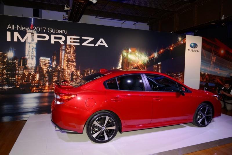 2017 Subaru Impreza SPORT 30