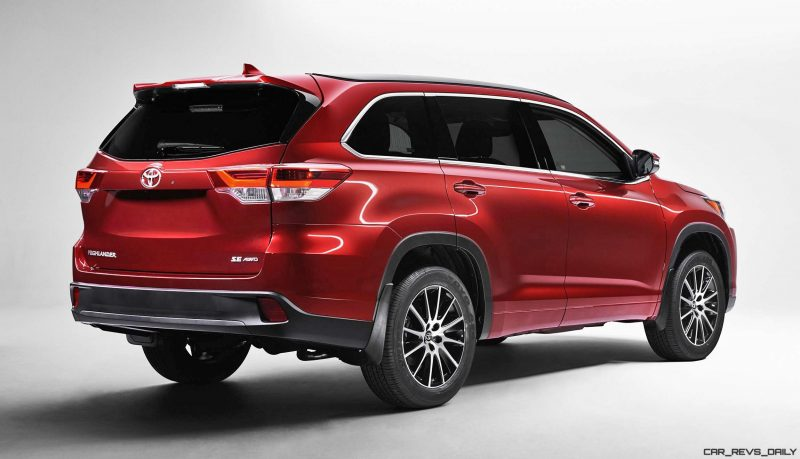 2017 Toyota HIGHLANDER Preview - Revised Styling, New V6 and 8-Speed Automatic 2017 Toyota HIGHLANDER Preview - Revised Styling, New V6 and 8-Speed Automatic 2017 Toyota HIGHLANDER Preview - Revised Styling, New V6 and 8-Speed Automatic