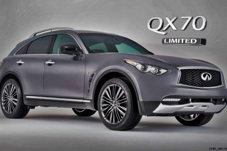 2017 Infiniti Qx70 Limited Special Pips Debuts With Early Reveal
