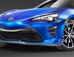2017 Toyota 86 – First Look At Revamped FR-S + Corolla iM and Yaris iA