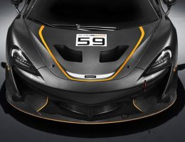 2016 McLaren 570S GT4 and Sprint Unleash Extreme Aero, De-Luxed Cabins