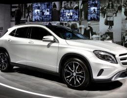 First Drive Review – 2016 Mercedes-Benz GLA250 4MATIC