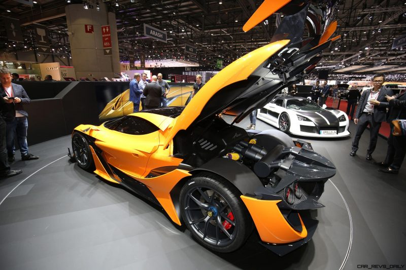 Apollo Arrow Geneva Hypercar 1