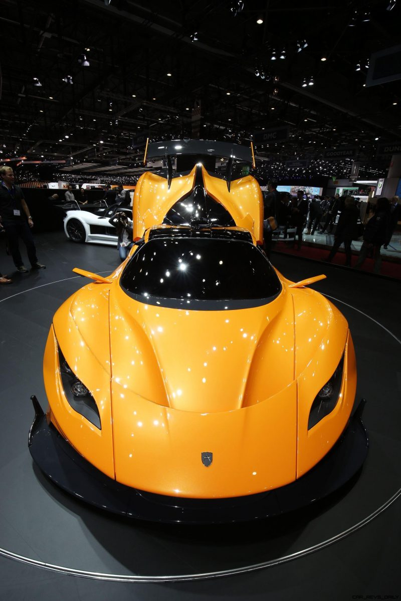 Apollo Arrow Geneva Hypercar 2
