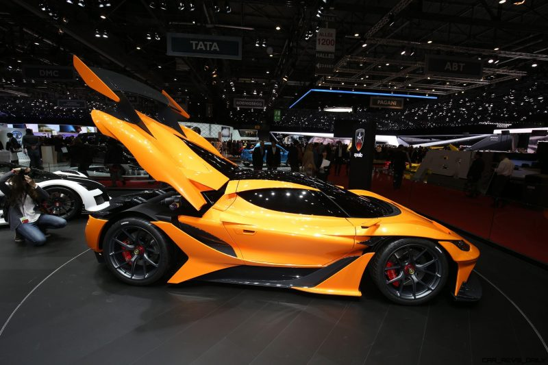 Apollo Arrow Geneva Hypercar 3
