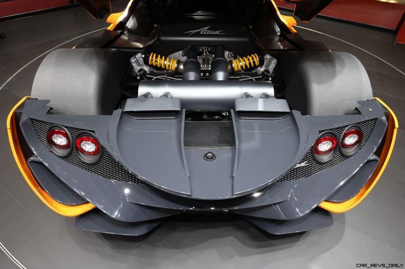 Apollo Arrow Geneva Hypercar 6
