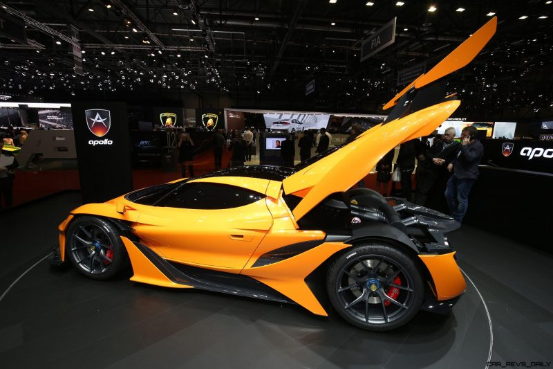 Apollo Arrow Geneva Hypercar 7