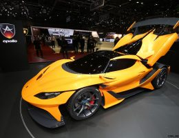 1000HP 2017 APOLLO ARROW – Full Tech Specs, Animations and 50 Photos