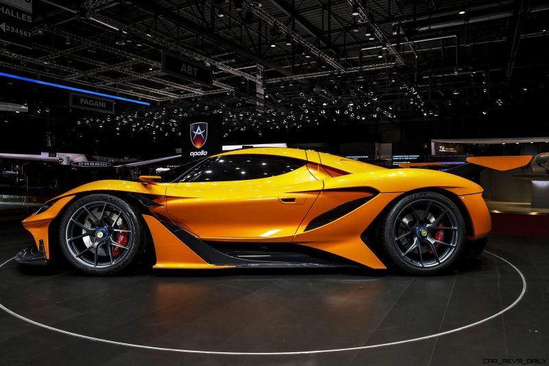 Best of Geneva - 2017 APOLLO ARROW 20