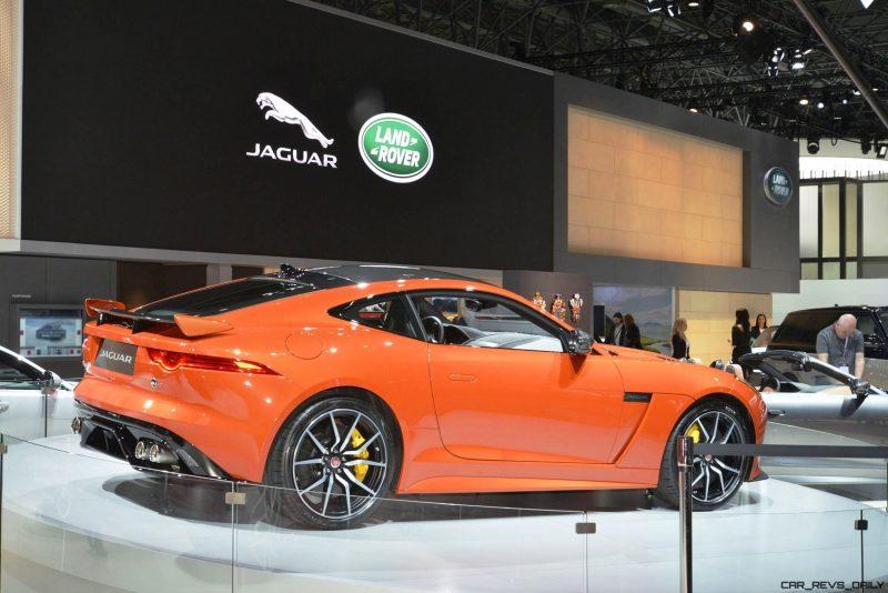Best of #NYIAS - 2017 Jaguar F-TYPE SVR 1