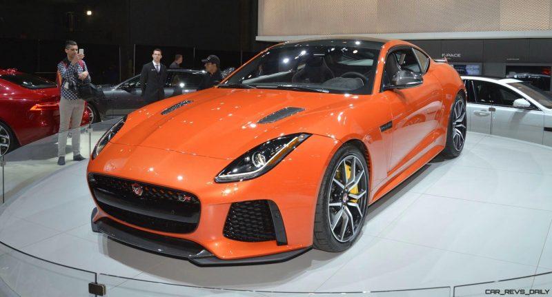 Best of #NYIAS - 2017 Jaguar F-TYPE SVR 10