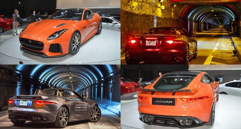 Best of #NYIAS - 2017 Jaguar F-TYPE SVR 10-tile