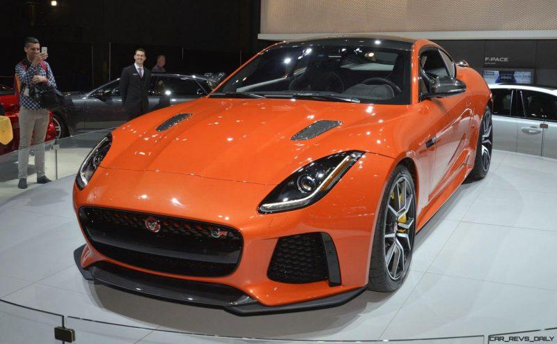 Best of #NYIAS - 2017 Jaguar F-TYPE SVR 11
