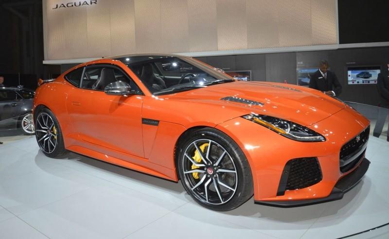 Best of #NYIAS - 2017 Jaguar F-TYPE SVR 12