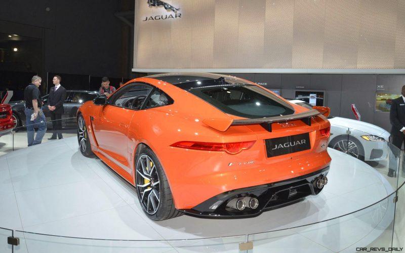 Best of #NYIAS - 2017 Jaguar F-TYPE SVR 3