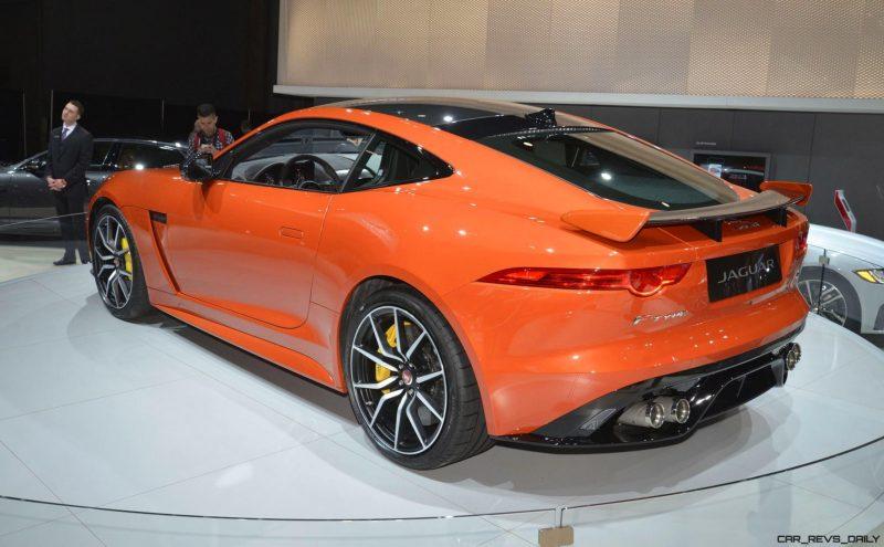 Best of #NYIAS - 2017 Jaguar F-TYPE SVR 4