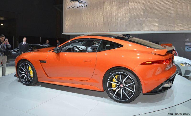 Best of #NYIAS - 2017 Jaguar F-TYPE SVR 5