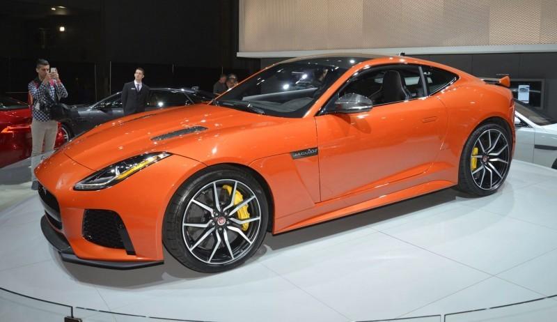Best of #NYIAS - 2017 Jaguar F-TYPE SVR 8