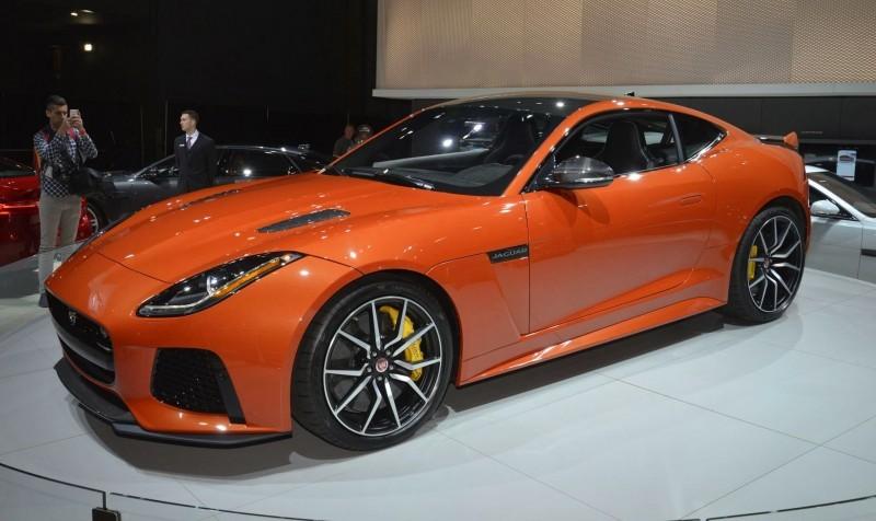 Best of #NYIAS - 2017 Jaguar F-TYPE SVR 9