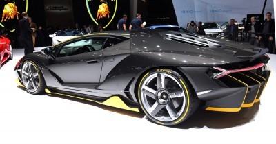 Design Analysis - 2017 Lamborghini CENTENARIO 1