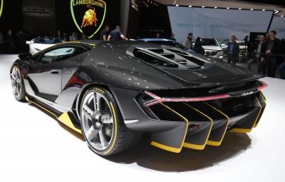 Design Analysis - 2017 Lamborghini CENTENARIO 2