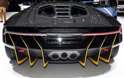 Design Analysis - 2017 Lamborghini CENTENARIO 3